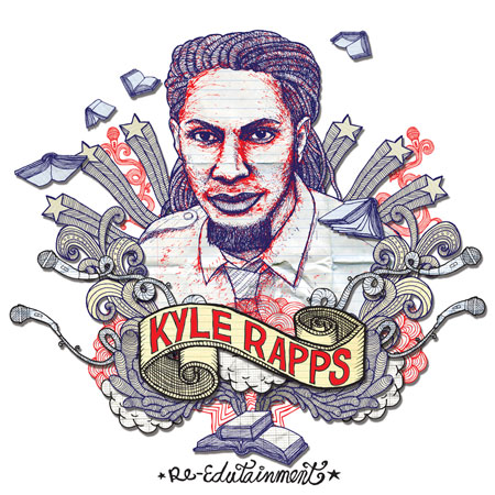 Kyle Rapps &#8211; Rapps 101 (Feat U-N-I)