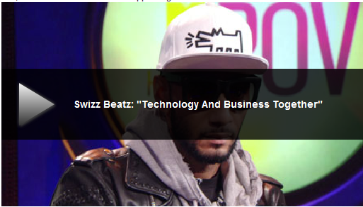 "Swizz Beatz: ""Technology Brings Freedom To Musicians; Those Not Embracing It Are Greedy"" [Video]"