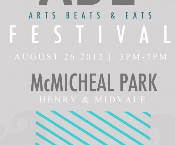 [EVENT] @Curran_J x @Change_Makers Present: Arts, Beats & Eats Festival August 26th, 2012