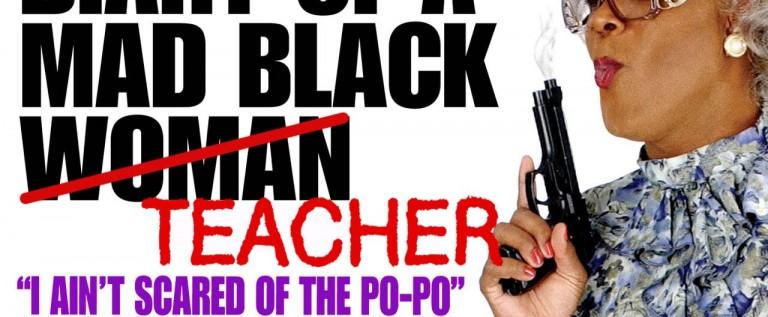 Diary Of A Mad Black Teacher