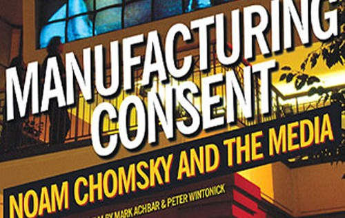 Manufacturing Consent: Noam Chomsky and the Media (Full Video)