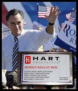 Romney Family Investment Ties To Voting Machine Company That Could Decide The Election Causing Concern