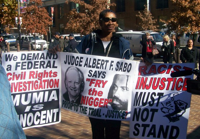 Judge Sabo On Mumia: &#8220;&#8230;I&#8217;m going to help them fry the n*gger&#8230;&#8221;