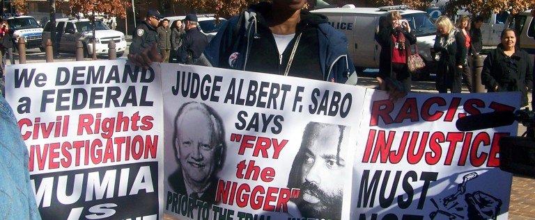 "Judge Sabo On Mumia: ""…I'm going to help them fry the n*gger…"""