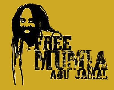 Mumia Abu Jamal x 'Madame Danielle Mitterrand – Présente' English