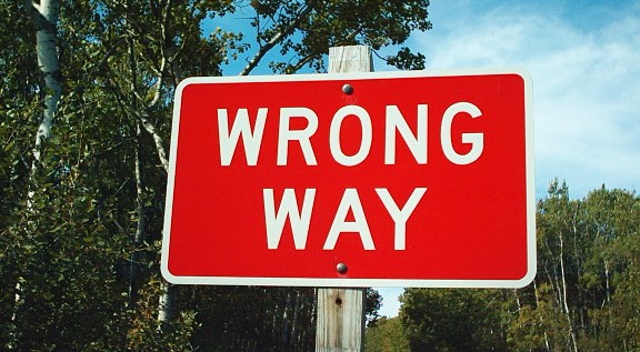 MANcation REVELATION: You're Going The Wrong Way (By: @LanaDot)