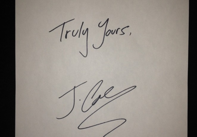 J. Cole (@JColeNC) – Truly Yours [EP]