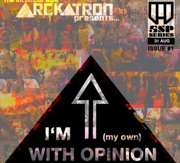 ARCKATRON (@whyarcka) – The Opinion In The Room [Album]