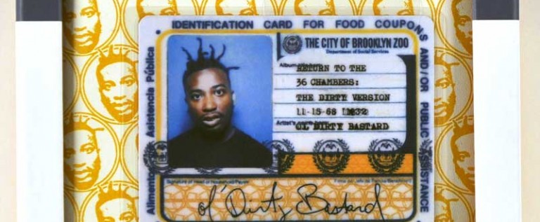 Ol' Dirty Bastard's Return To The 36 Chambers Re-Released As Wallet Box