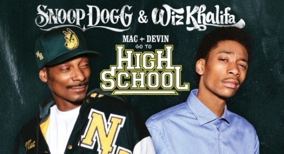 WORLD PREMIERE: Mac & Devin Go To High School [Full Movie]