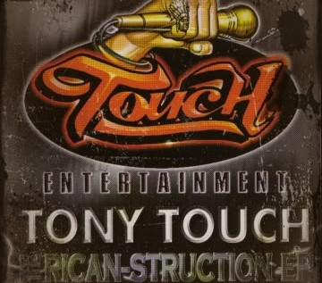 Relevant Classics: DJ Tony Touch &#8211; Rican-Struction (EP)