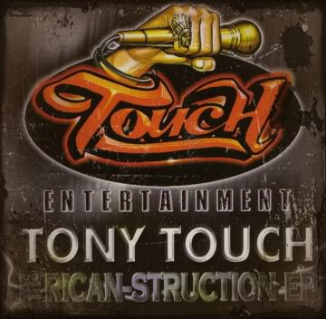 Relevant Classics: DJ Tony Touch – Rican-Struction (EP)