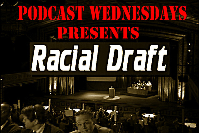 Dave Chappelle (Does Not) Present: #PodcastWednesdays  S 2,Ep 2 &#8211; The #RacialDraft Too