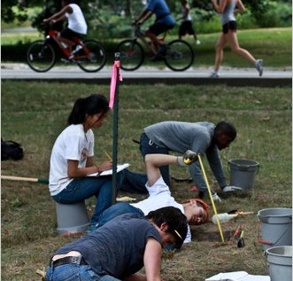 Unearthing Traces of African-American Village Displaced by Central Park