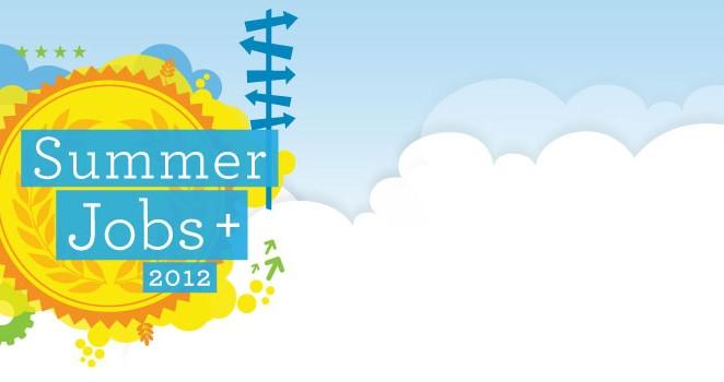 Summer Jobs+ 2012