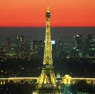 My Love From Paris: Sunset in Paris – Short Story By: Eric Blair