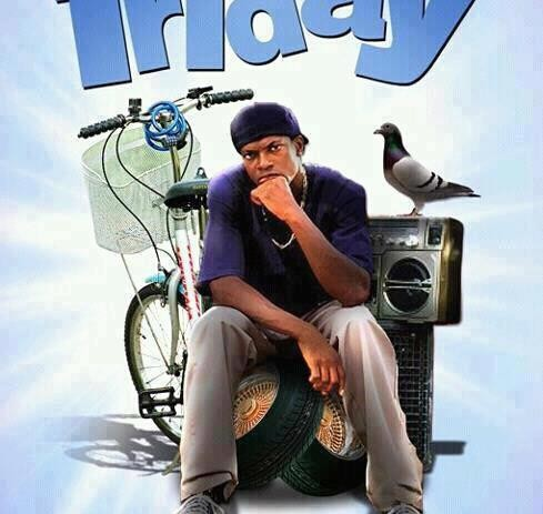 Ice Cube x Chris Tucker x Katt Williams x Mike Epps – Last Friday [Artwork]