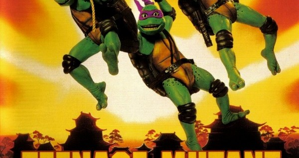 Teenage Mutant Ninja Turtles 3 1993 (Full Movie)