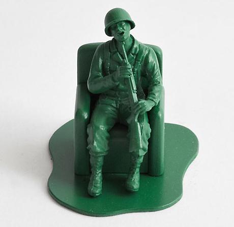 Mumia Abu Jamal – Toy Soldiers