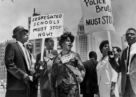 U.S., Los Angeles Schools in Civil Rights Pact
