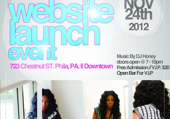 [EVENT] Kia Denise (@MISSKiaDenise) Presents: FromMyStyle2Urs Website Launch