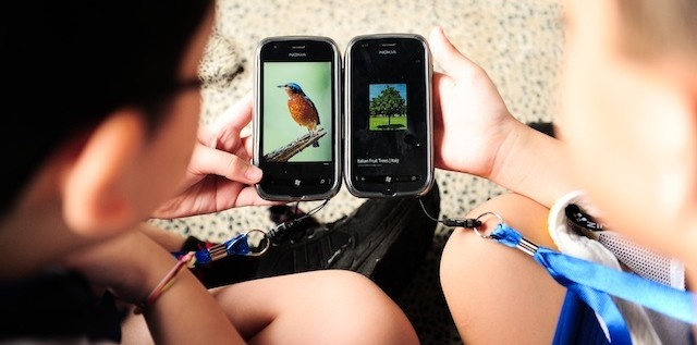 Low Income Students' Test Scores Leap 30% With Smartphone Use