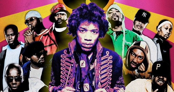 Relevant Classics: Wu-Tang Clan x Jimi Hendrix – Black Gold (Mixtape)
