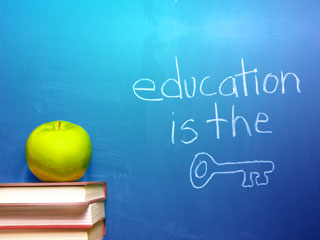 Education Is Key to Health: Report