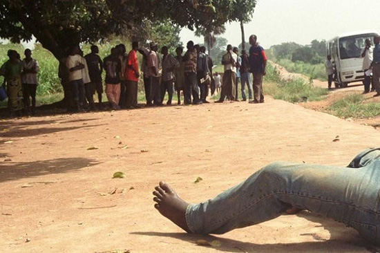 Claim: Nigerian Man 'Raped to Death' by Five of His Six Wives