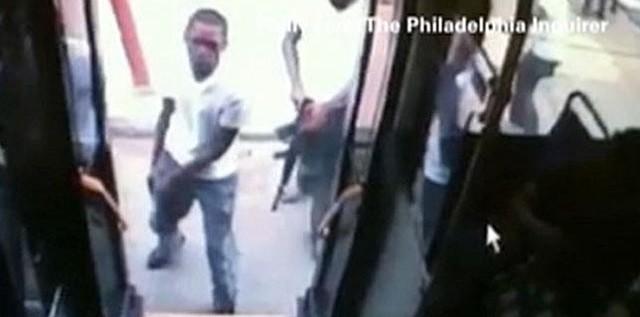 Updated: Video Captures Near Fatal Philadelphia SEPTA Bus Shooting