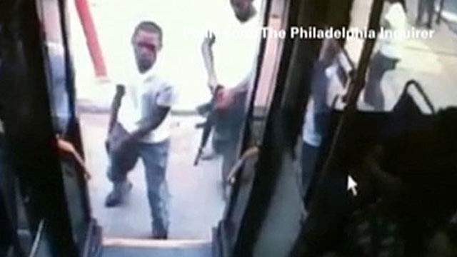 Updated: Video Captures Near Fatal Philadelphia SEPTA Bus Shooting