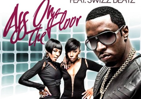 Diddy-Dirty Money ft. Swizz Beatz  @ss On The Floor