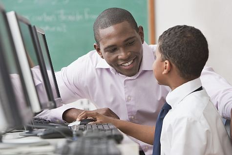 Black Male Teachers Becoming Extinct