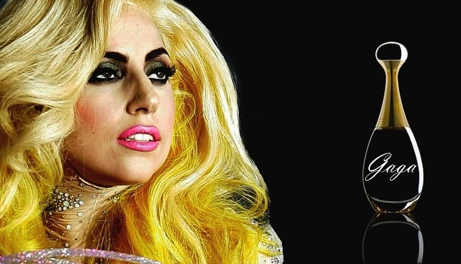 Lady Gaga's New Scent Will Not Smell Like Blood…We Think