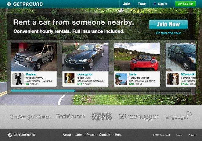 GetAround – The Startup Thats Keeping Billions Of Cars Off The Road