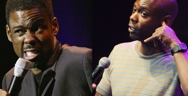 Dave Chappelle & Chris Rock To Tour Together? Word?