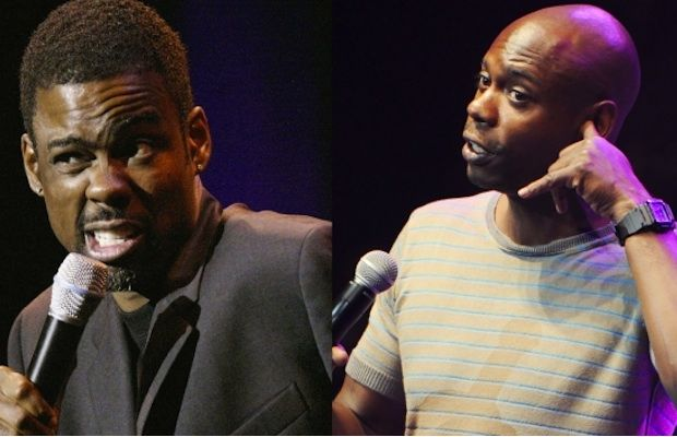 Dave Chappelle &#038; Chris Rock To Tour Together? Word?