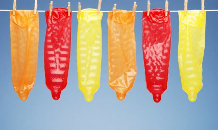 Teens Use Condoms More Often During First Sex