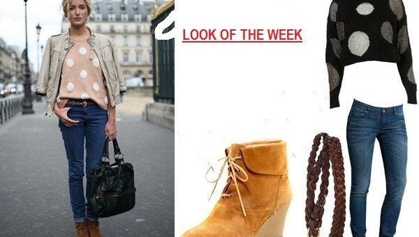The Powder Room: 12-6-11 Look Of The Week By:  IHateFashion