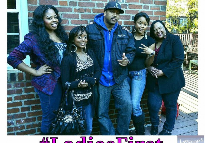 #PodcastWednesdays Presents: #LadiesFirst – S0, Ep 5 w/@6Naj33 @WalknMannequin Chris & Christine Feggans