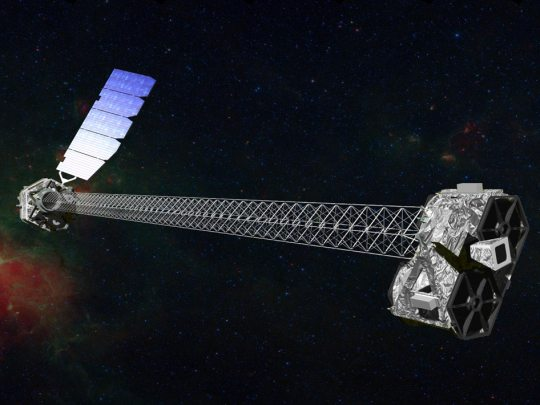 NuSTAR, NASA's Black Hole Hunter, Set To Launch
