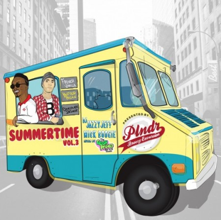 DJ Jazzy Jeff (@JazzyJeff215) & Mick Boogie (@MickBoogie) – Summertime 3 [Mixtape/Video]