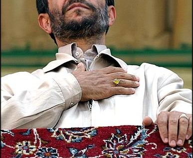 Ahmadinejad Criticizes Capitalism At Anti Poverty Summit