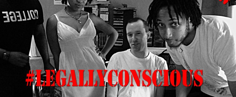 #PodcastWednesdays (@PodcastWeds) S2, Ep 14 #LegallyConscious w/@DpJeter @AffairsofIsis