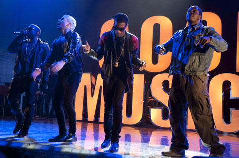 Vevo Presents: Kanye West x G.O.O.D. Music Live @SXSW (Full Video)