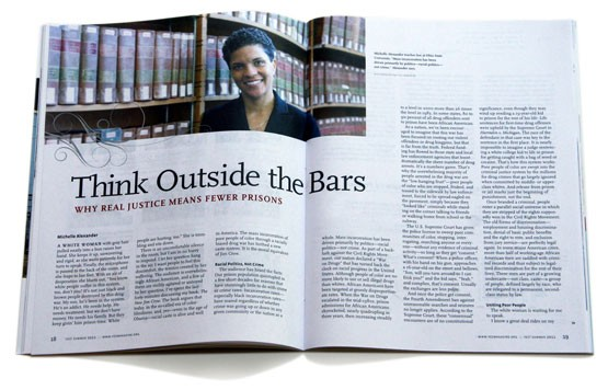 Think Outside the Bars: Why Real Justice Means Fewer Prisons