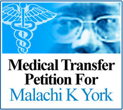 Medical Transfer Petition For Malachi K York