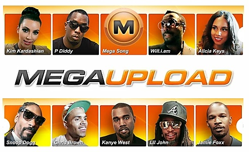 SOPA/PIPA Strikes: Feds Shut Down Megaupload; Swizz Beatz Indicted