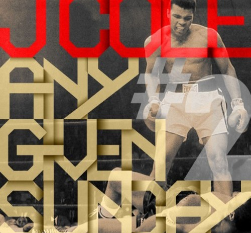 J. Cole – Any Given Sunday  Vol. 2