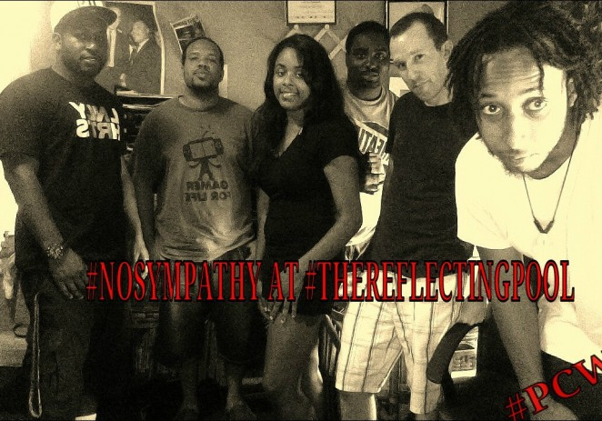 #PodcastWednesdays (@PodcastWeds) S3,Ep 4 – #NoSympathy At #TheReflectingPool w/@PhillySK @DreamChaserMJ